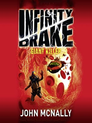 cover image of Giant Killer (Infinity Drake, Book 3)