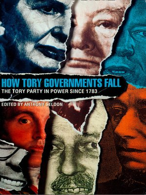 cover image of How Tory Governments Fall