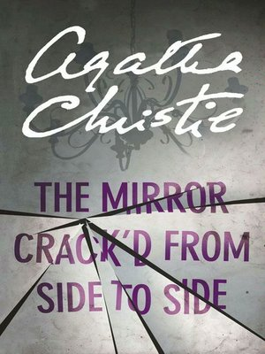 cover image of The Mirror Crack'd from Side to Side