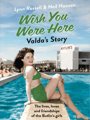 cover image of Valda's Story (Individual stories from WISH YOU WERE HERE!, Book 4)