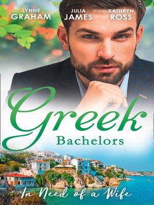 cover image of Greek Bachelors