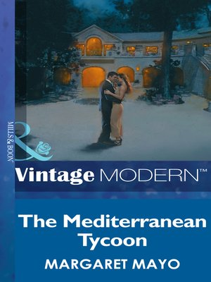 cover image of The Mediterranean Tycoon
