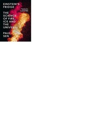 cover image of Einstein's Fridge