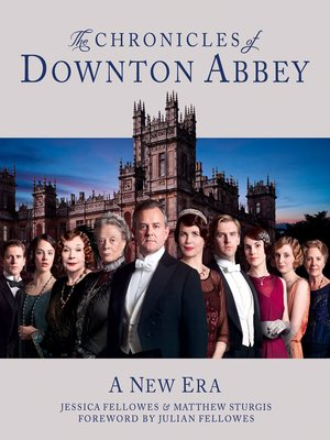 cover image of The Chronicles of Downton Abbey (Official Series 3 TV tie-in)