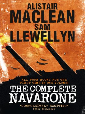 cover image of The Complete Navarone