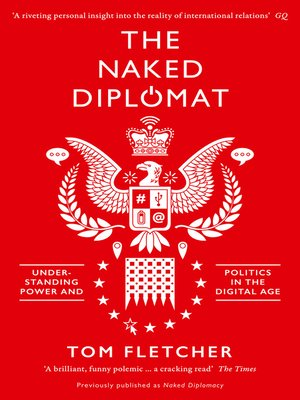 cover image of The Naked Diplomat