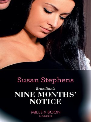 cover image of Brazilian's Nine Months' Notice