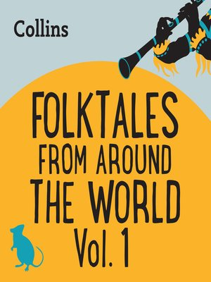 cover image of Collins – Folktales From Around the World, Volume 1