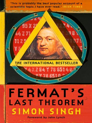 cover image of Fermat's Last Theorem