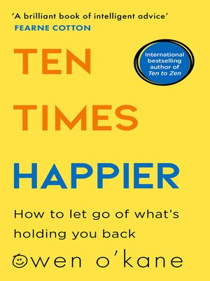 cover image of Ten Times Happier