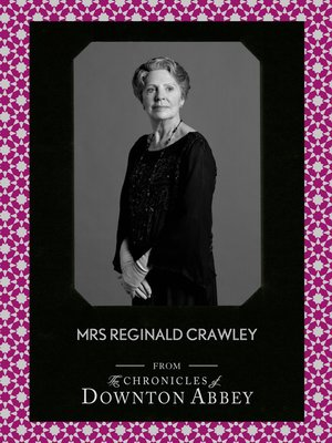 cover image of Mrs Reginald Crawley (Downton Abbey Shorts, Book 6)