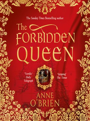 cover image of The Forbidden Queen