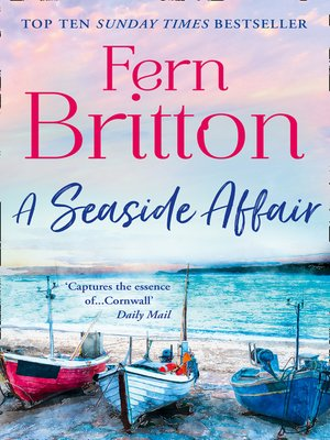 cover image of A Seaside Affair