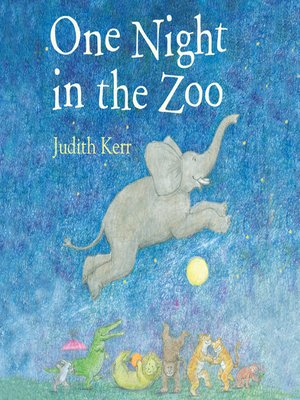cover image of One Night In the Zoo