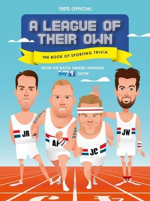 cover image of A League of Their Own--The Book of Sporting Trivia