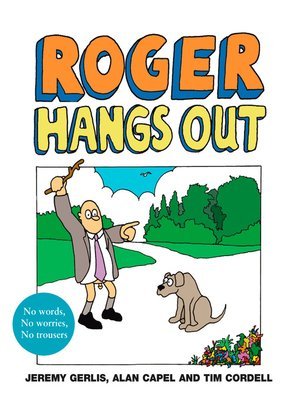 cover image of Roger Hangs Out