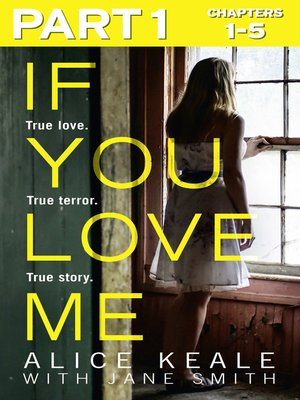 cover image of If You Love Me, Part 1 of 3
