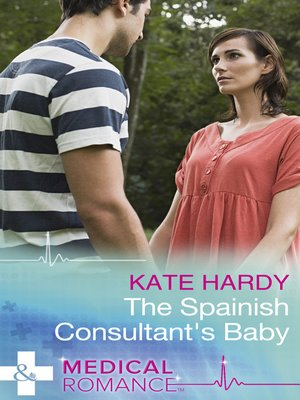 cover image of The Spanish Consultant's Baby