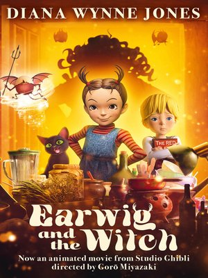 cover image of Earwig and the Witch