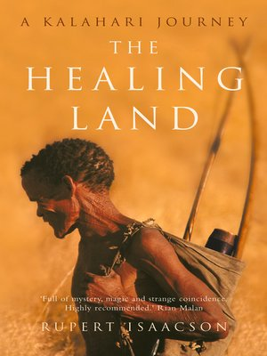 cover image of The Healing Land