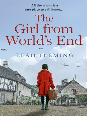 cover image of The Girl From World's End