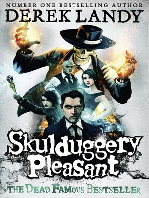cover image of Skulduggery Pleasant