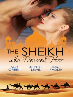 cover image of The Sheikh Who Desired Her