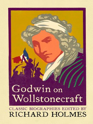 cover image of Godwin on Wollstonecraft