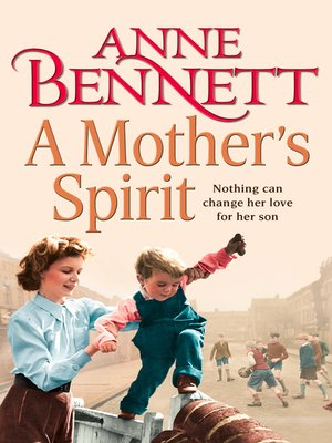 cover image of A Mother's Spirit
