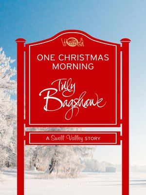 cover image of One Christmas Morning (Short Story)