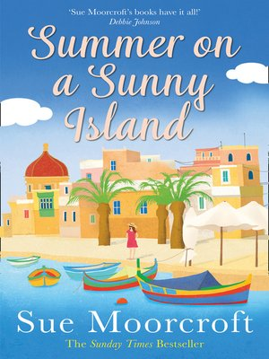 cover image of Summer on a Sunny Island