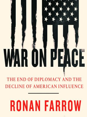 cover image of War on Peace