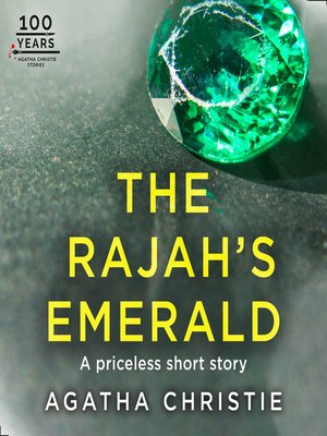 cover image of The Rajah's Emerald