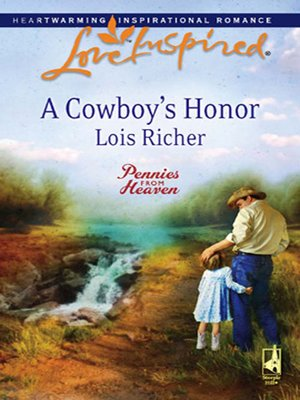 cover image of A Cowboy's Honor