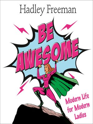 cover image of Be Awesome