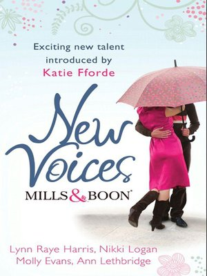cover image of Mills & Boon New Voices
