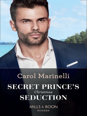 cover image of Secret Prince's Christmas Seduction