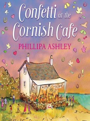 cover image of Confetti at the Cornish Café