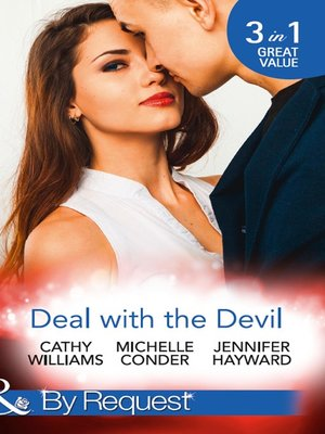 cover image of Deal With the Devil: Secrets of a Ruthless Tycoon / The Most Expensive Lie of All / The Magnate's Manifesto