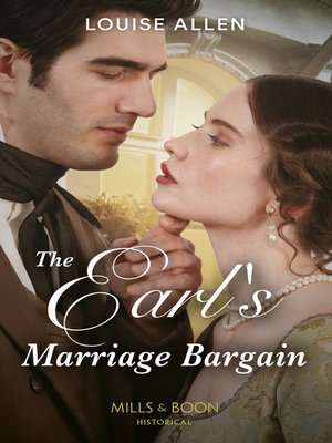 cover image of The Earl's Marriage Bargain