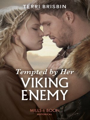 cover image of Tempted by Her Viking Enemy
