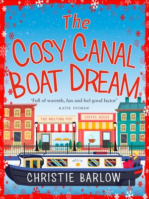 cover image of The Cosy Canal Boat Dream