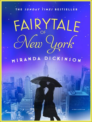 cover image of Fairytale of New York