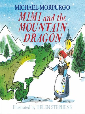 cover image of Mimi and the Mountain Dragon