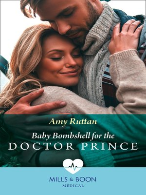 cover image of Baby Bombshell For the Doctor Prince