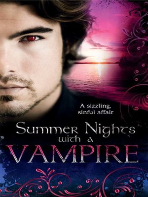 cover image of Summer Nights with a Vampire