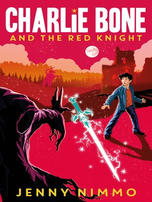 cover image of Charlie Bone and the Red Knight