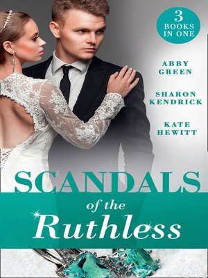 cover image of Scandals of the Ruthless