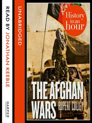 cover image of The Afghan Wars
