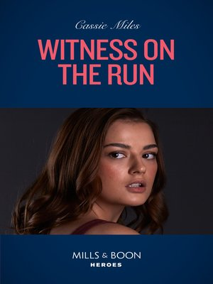 cover image of Witness On the Run